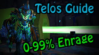 Runescape - Telos Guide 0-99% Enrage l Melee & Nihil [Outdated]