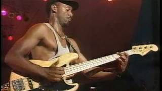 The Marcus Miller Project -Run For Cover- LIVE UNDER THE SKY '91