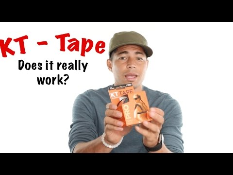 Does Kt Tape Really Work