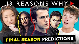 Baixar 13 Reasons Why Fans React To PREDICTING 13 Reasons Why Finale In 13 Questions