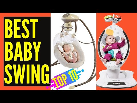 Best Baby Swing 2017 - Review || Best Baby Swing For Small Spaces - For Infants