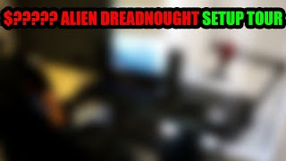 I Finally Got My DREAM ALIEN DREADNOUGHT GAMING SETUP...