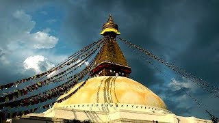 Buddhist & Hindu Temples in Kathmandu valley, Nepal in HD