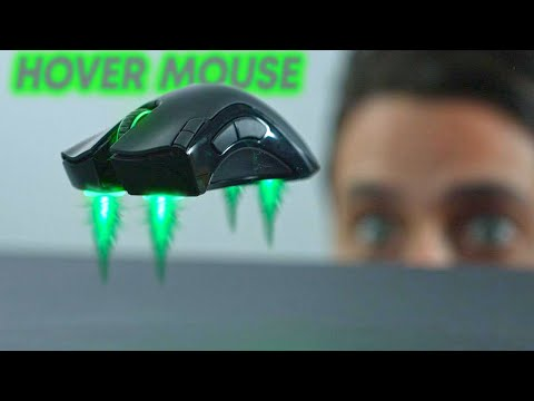 HOVER MOUSE YOU