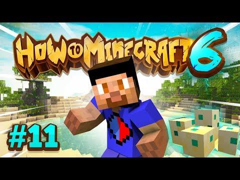 TURTLE EGG FARMING! - How To Minecraft #11 (Season 6)