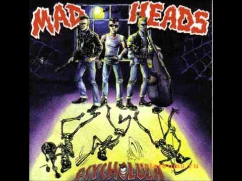 Кліп Mad Heads - Through the Night