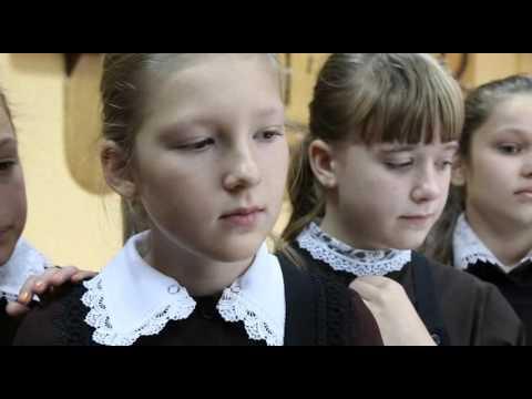 Конкурсный ролик школы № 45 Белгорода