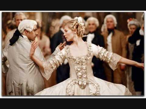 Rameau - Premier Menuet - Marie Antoinette - Les Indes Galantes