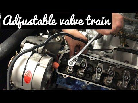 Installing Olds Adjustable Valve Train