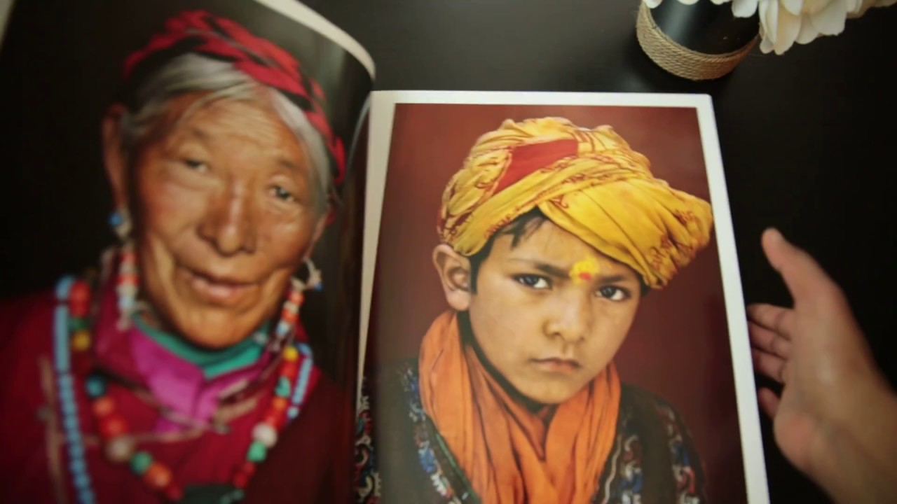 Steve McCurry Iconic Photographs Book
