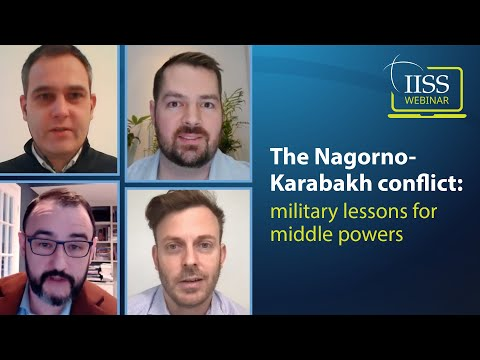 The Nagorno Karabakh conflict: military lessons for middle powers