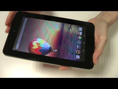 Analizamos el tablet HP Slate 7. ¿Quieres conocer sus prestaciones?