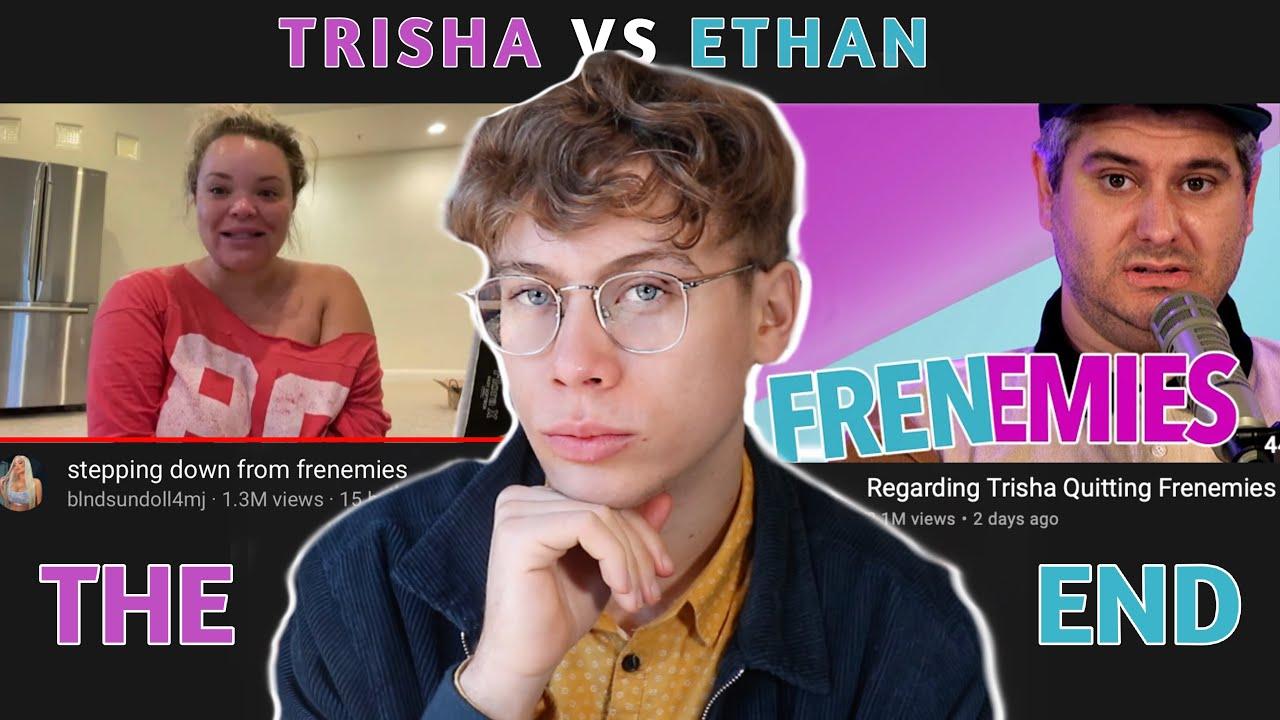 Trisha Paytas VS Ethan Klein: Whose Wrong? (Frenemies Drama)
