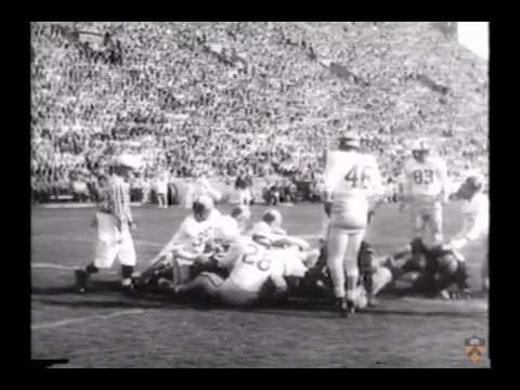 Princeton football, 1941 and 1951 (newsreels)