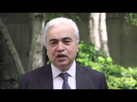 An interview with IEA Executive Director Fatih Birol