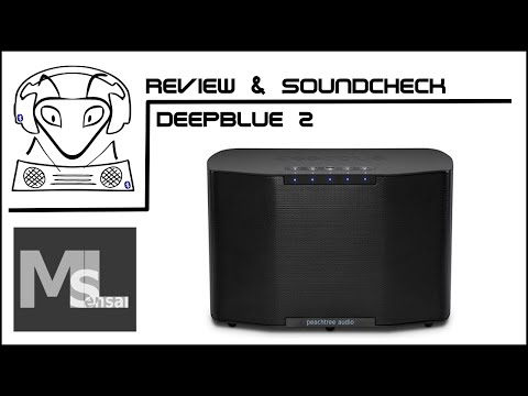 Review & Soundcheck - Peachtree Audio - Deepblue2