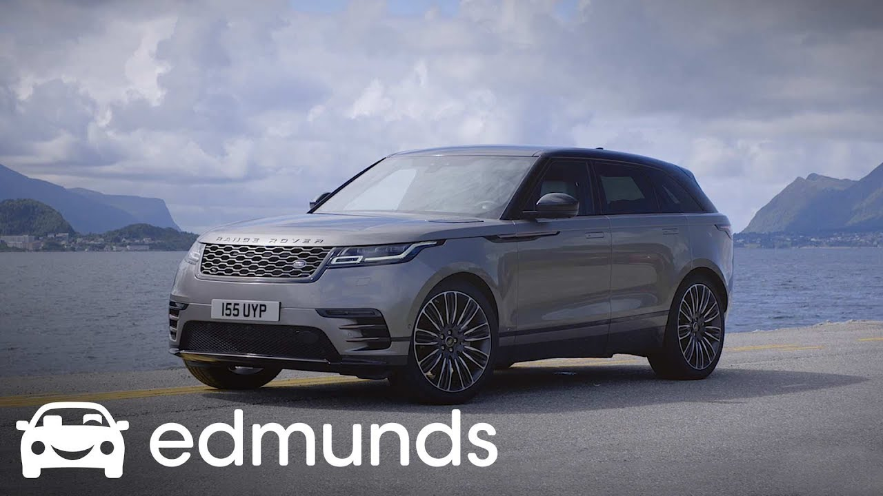 2018 land rover velar review. exellent 2018 2018 land rover range velar review  edmunds test drive to land rover velar review