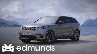 2018 Land Rover Range Rover Velar Review | Edmunds Test Drive