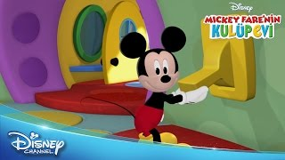 Disney Junior Bahçe Partisi - Mickey Fare'nin Kulüp Evi