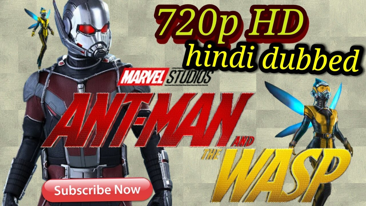Download How to download Ant-Man and the wasp HD Hindi dubbed movie || Technical kshitij ||