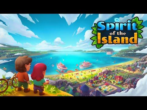 Spirit of the Island Reveal Trailer