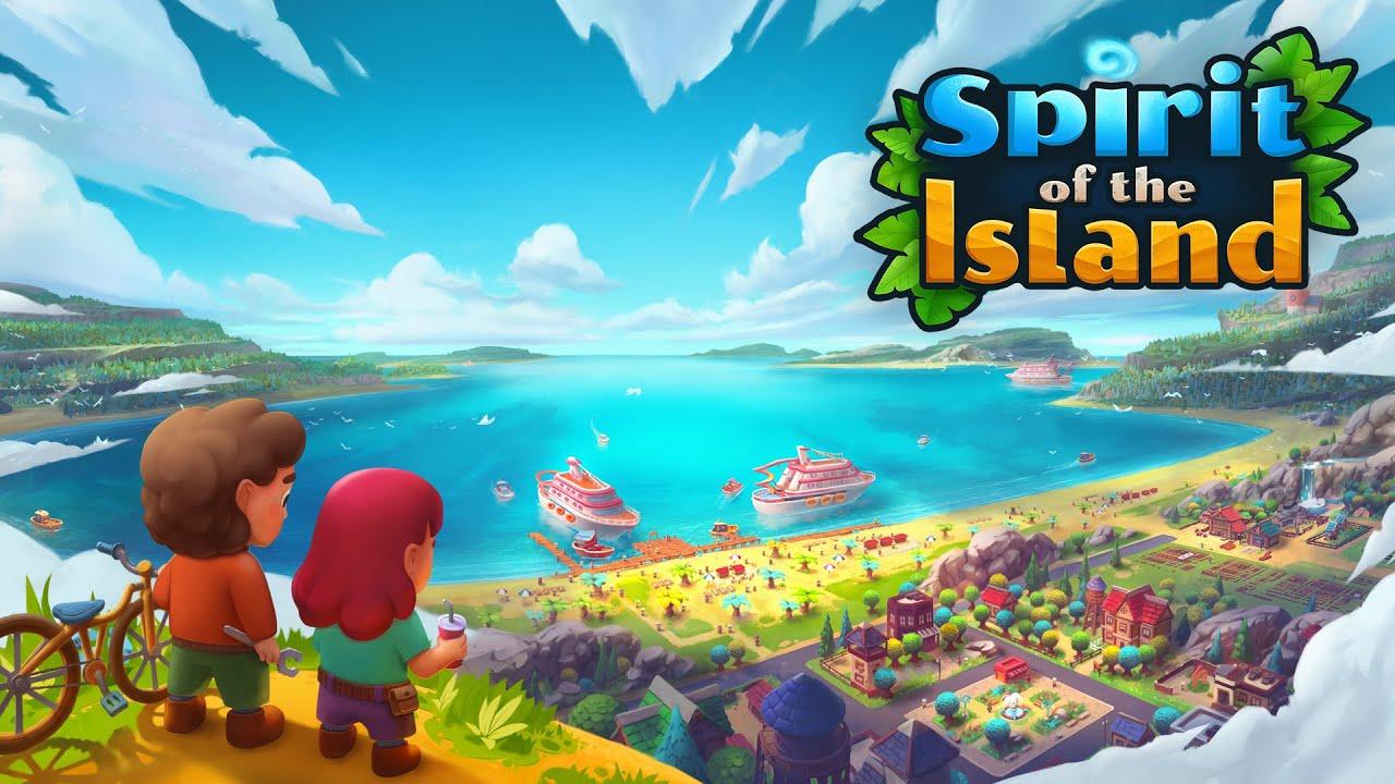 Spirit of the Island Reveal Trailer - YouTube