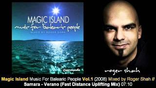 Samara - Verano (Fast Distance Uplifting Mix) // Magic Island Vol.1 [ARMA169-2.15]