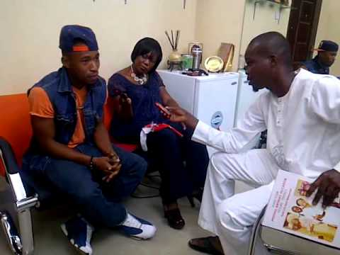 Exclusive Video: Johnny Fresh with Kemi Ashefon of Punch & Sola Panama