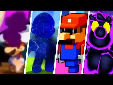 Evolution of Fake Mario Battles (1999 - 2017)
