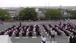 栄中学校 体育大会 轟桜蛇