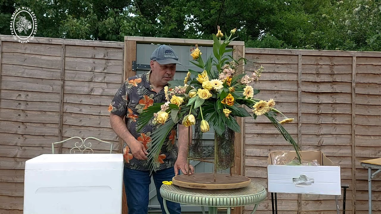 A Demonstration By Robin White -  Kent Area Demonstrator