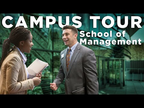 Binghamton University - School of Management Tour
