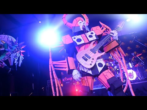 """""""Nothin's Gonna Stand In Our Way"""" - The Cybertronic Spree"""