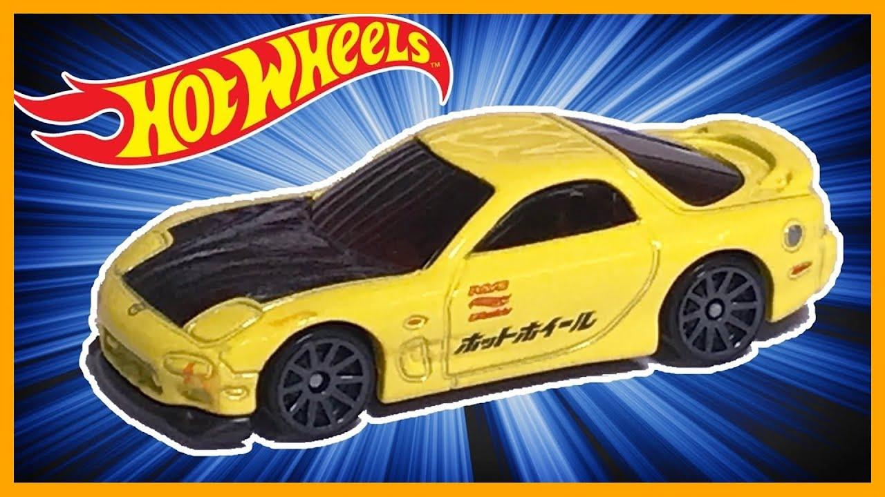 Hot Wheels 95 Mazda Rx-7