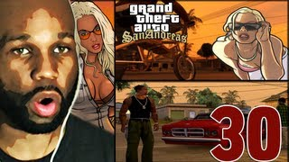 Grand Theft Auto San Andreas Gameplay Walkthrough - PART 30 (Lets Play) (Playthrough)