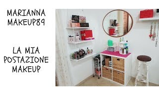 la mia postazione e makeup collection ii marianna makeup89
