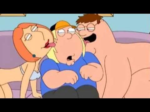 Peter y Lois drogados I Padre de Familia I Español Latino ☜♥☞