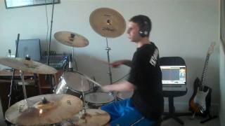 B.o.B - Airplanes Feat. Hayley Williams of Paramore Drum Cover