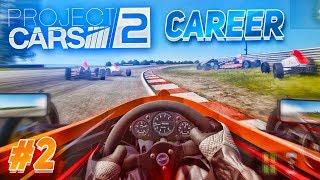 Project CARS 2 Career Mode: TURN 1 PILEUP