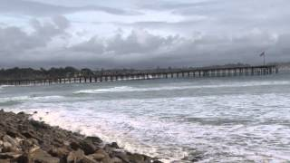 Ventura, California Street Surf LARGE WNW