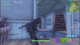 2 minutes of broken shotguns + Hacker kill clip - Fortnite Battle Royale