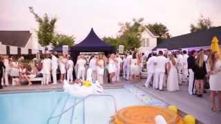 #bellatv: Hamptons White Party Hosted By Lisa Vanderpump