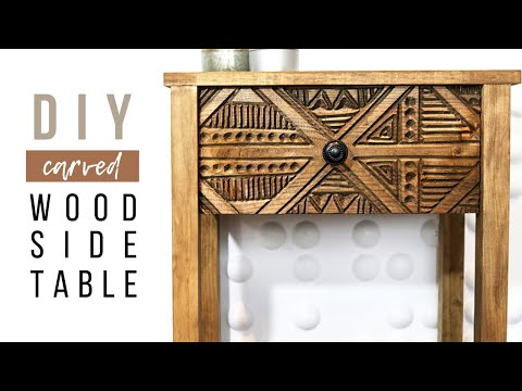 DIY Side Table | How To