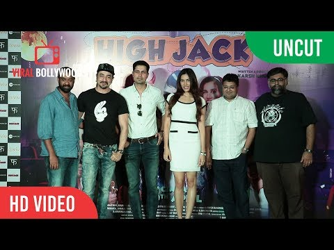 UNCUT - High Jack Official Trailer Launch | Sumeet Vyas, Son