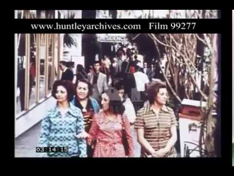 Mexico City, 1970s - Film 99277