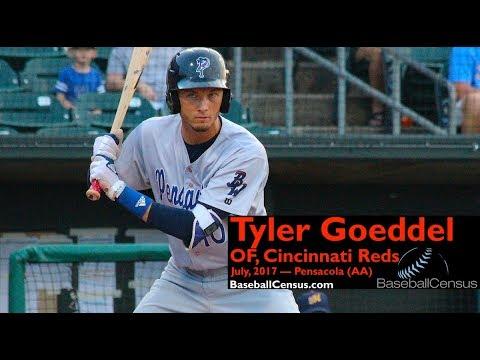 Tyler Goeddel, OF, Cincinnati Reds