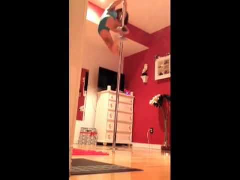 Pole Dance- Move for Me- Bringing Sexy Back Week - YouTube