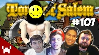THE POLITE EXECUTIONER! (Town of Salem TRI CAM w/ The Derp Crew Ep. 107)