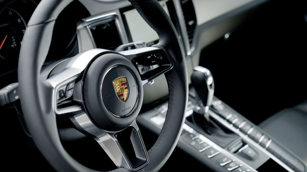 2014 Porsche Macan Turbo Interior Youtube