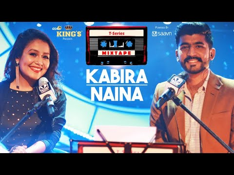 Neha Kakkar TSeries Mixtape : Kabira Naina l Mohd Irfan l Bhushan Kumar l Ahmed Khan l Abhijit V